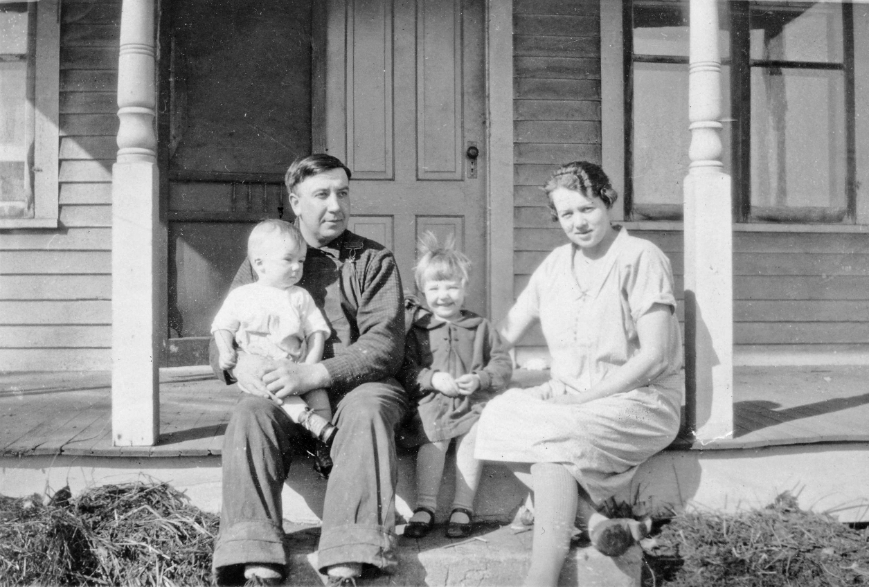 On the Porch 1928