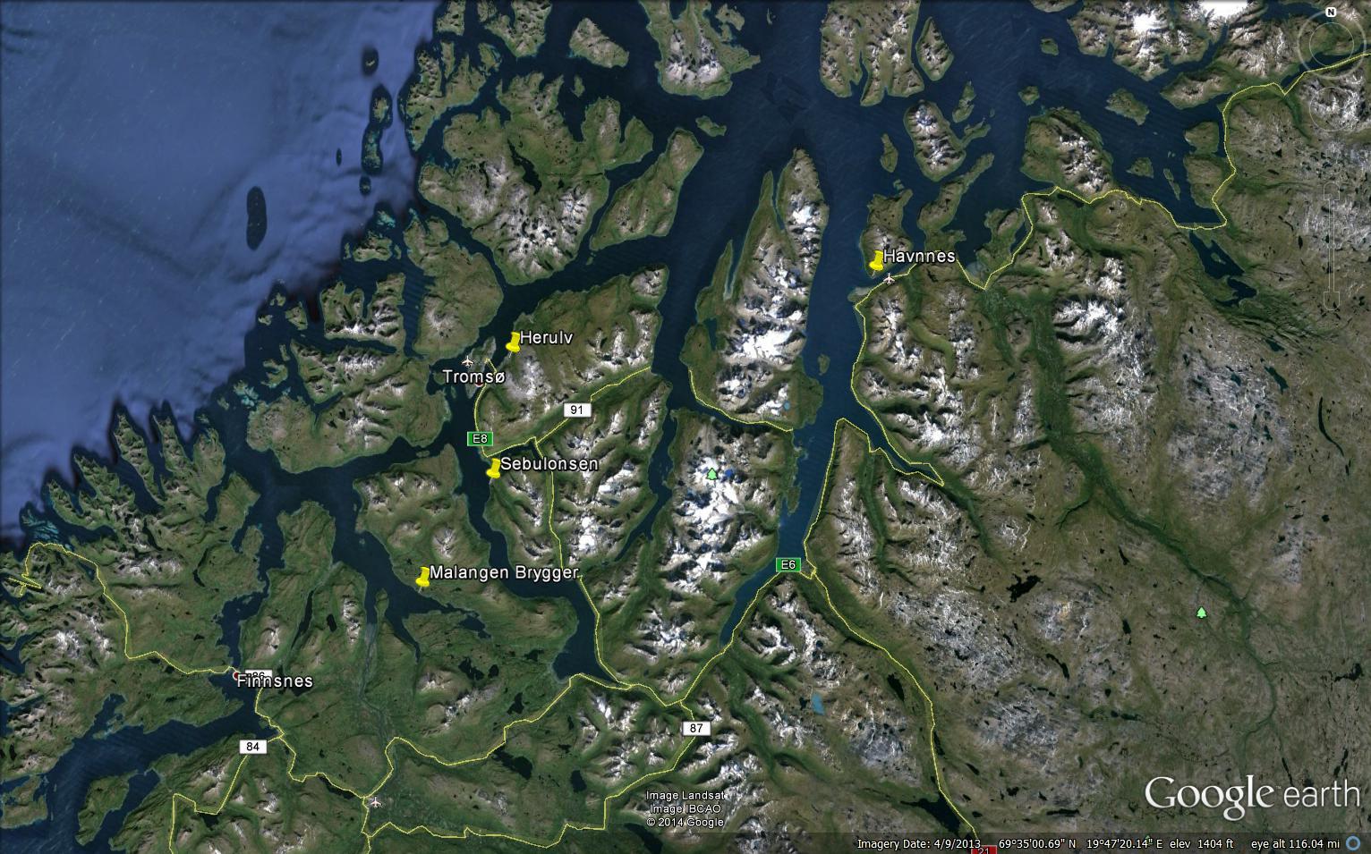 Escorte Troms Dating App