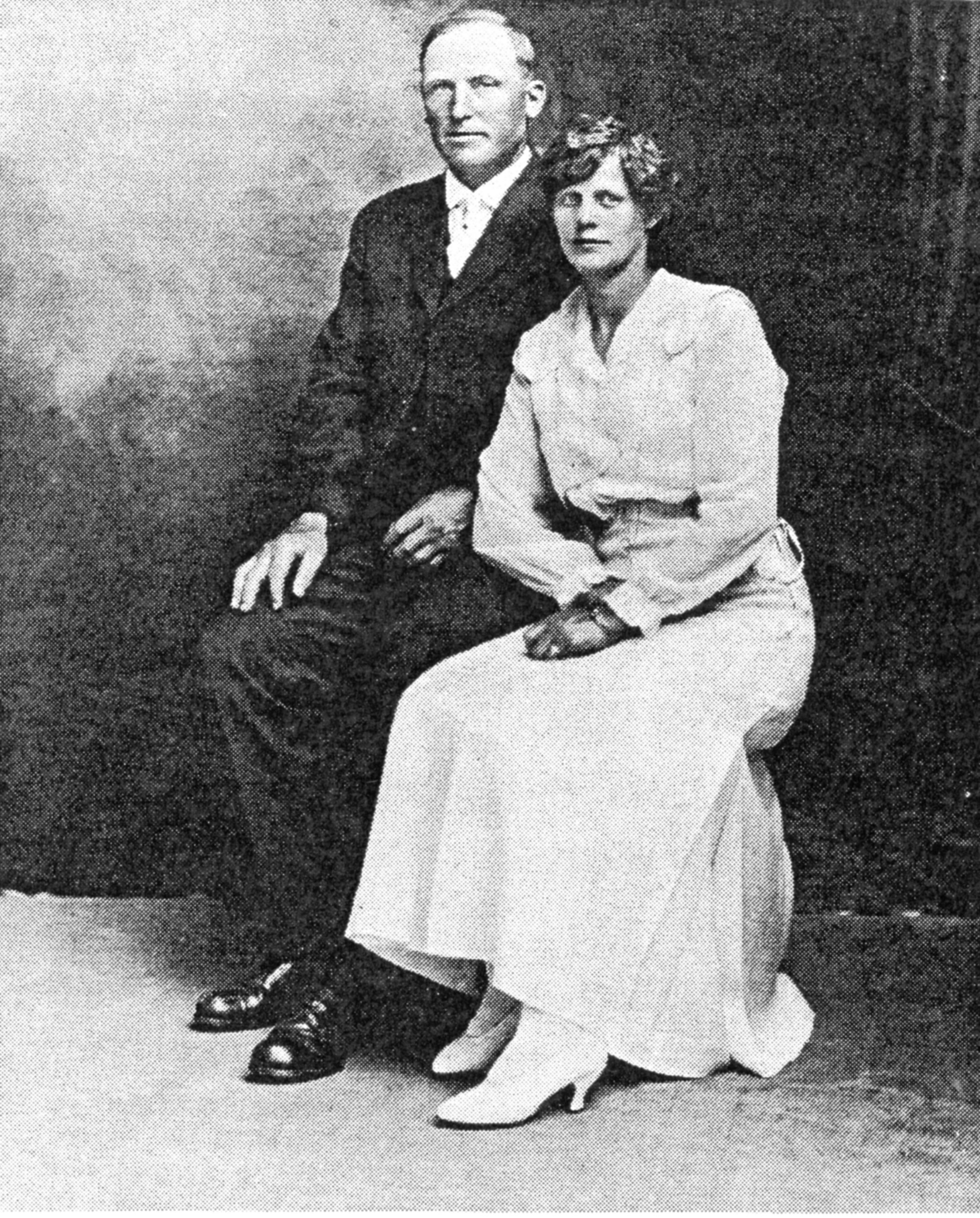 Annie and Karl Hanson