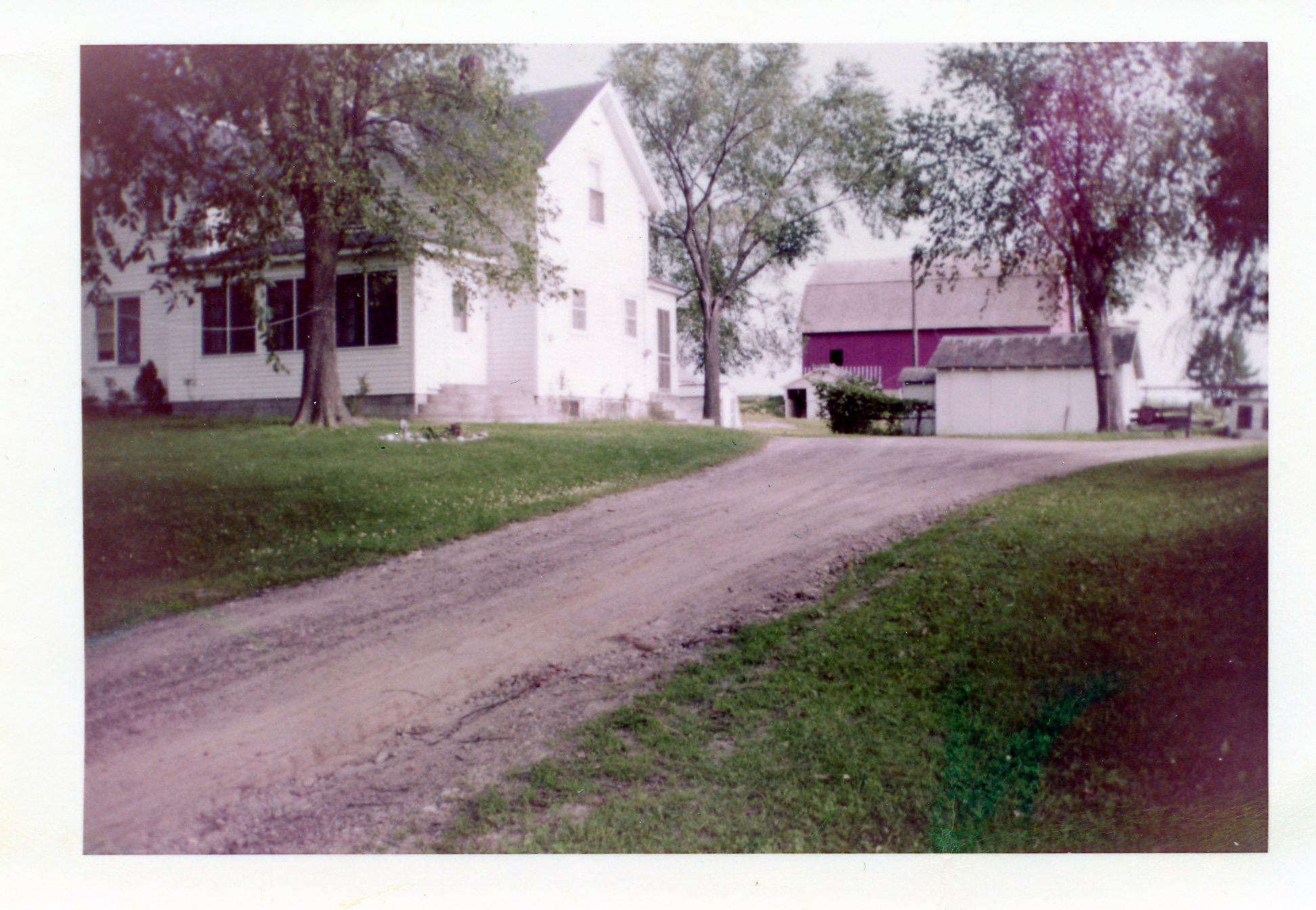 Grace Was A Wisconsin Farm Girl - Farm table amery wi